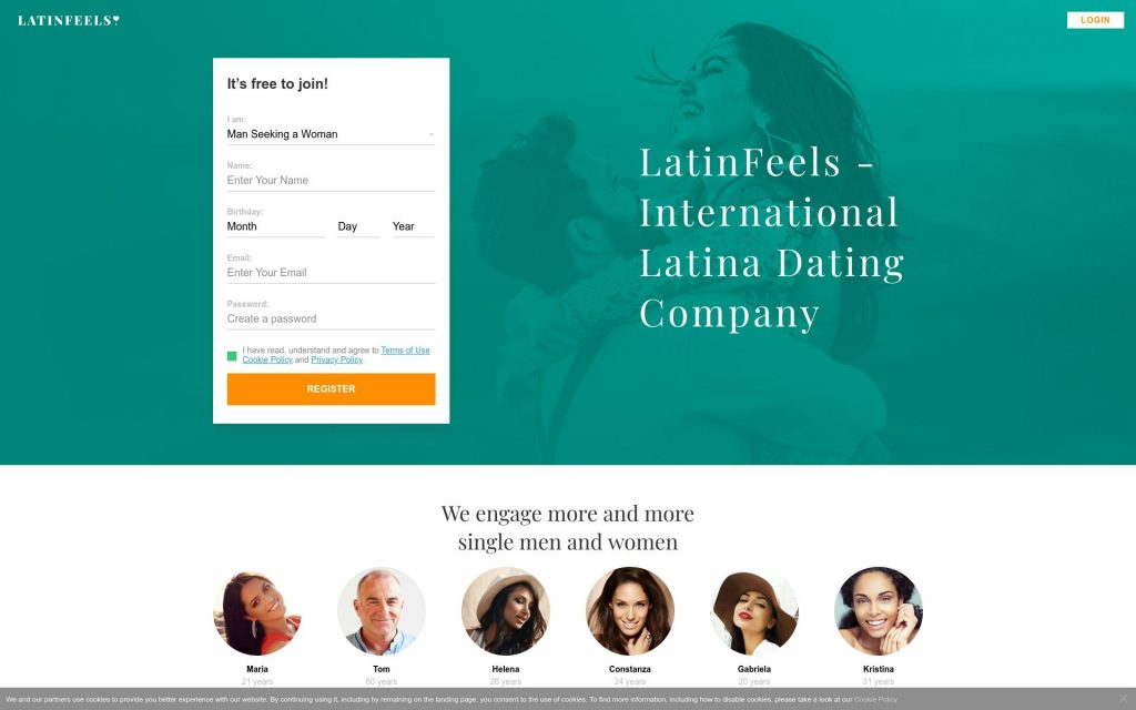 Latin Feels Dating Review Post Thumbnail
